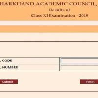 Jac Jharkhand Intermediate Vocational Result 2019