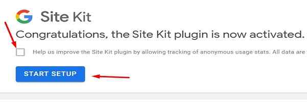 site-kit by google plugin