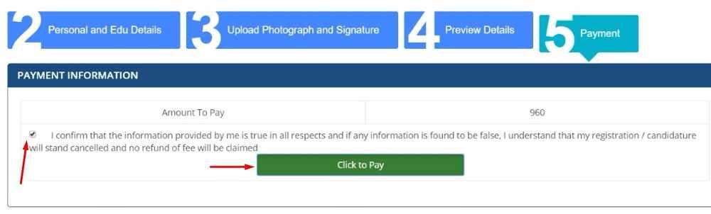 click to pay for bihar d.el.ed 2020
