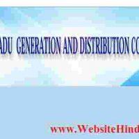 तमिलनाडु जनरेशन एंड डिस्ट्रीब्यूशन कॉर्पोरेशन लिमिटेड (TANGEDCO) के अंतर्गत Assessor पद हेतु 1300 भर्ती 2020