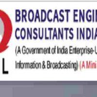 ब्रॉडकास्ट इंजीनियरिंग कंसल्टेंट्स इंडिया लिमिटेड (BECIL) के अंतर्गत Skilled and Unskilled Contractual Manpower पद हेतु भर्ती