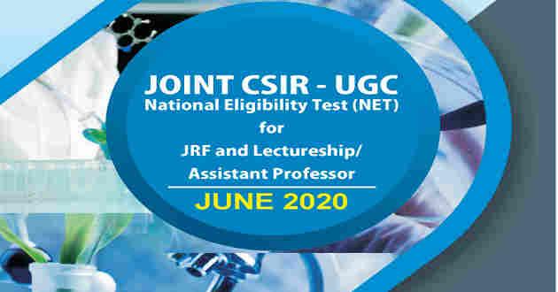 CSIR- UGC NET Examination
