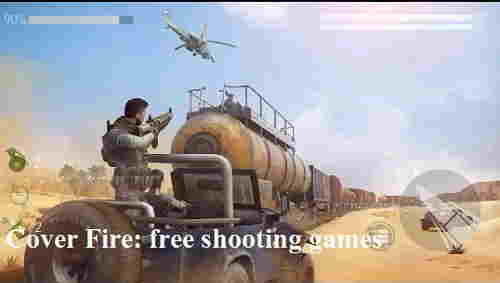 Cover Fire: free shooting games hindi