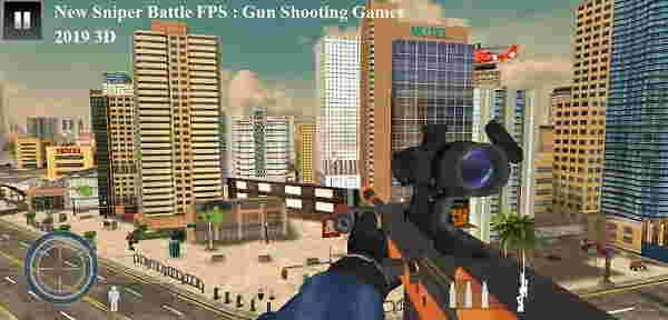 New Sniper Battle FPS