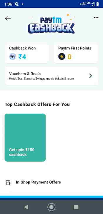 paytm payments apps
