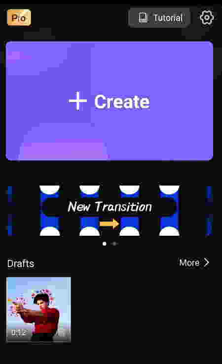 vivacut video editing app