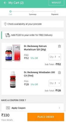 Homeopathy Medicine buy in india