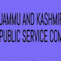 JKPSC (Jammu and Kashmir) के तहत Medical Officer हेतु भर्ती 2020