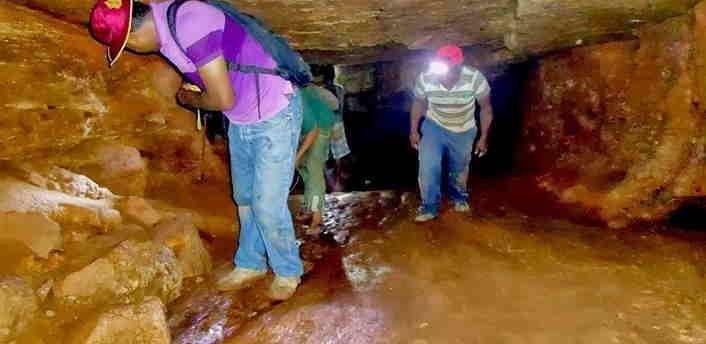 Sthreepura caves kiriwanagam ramayana