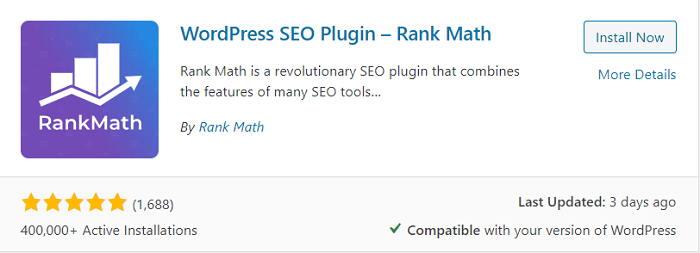rank math plugins