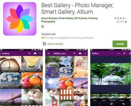 Best Gallery - Photo Manager, Smart Gallery, Album
