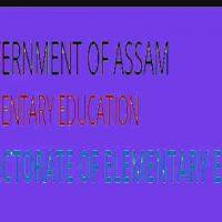 प्रारंभिक शिक्षा निदेशालय (DEE) के तहत विभिन्न पदों पर भर्ती 2020