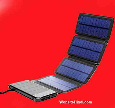 Ibose Solar Charger Power Bank 10000 Mah