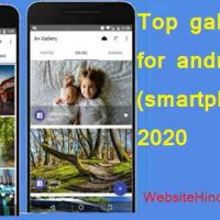Top gallery app for android (smartphone) 2020