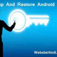 Best Backup And Restore Android Apps 2020