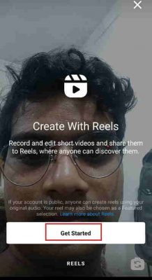 Create With Reels