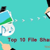 Top 10 File Sharing App For Android mobile
