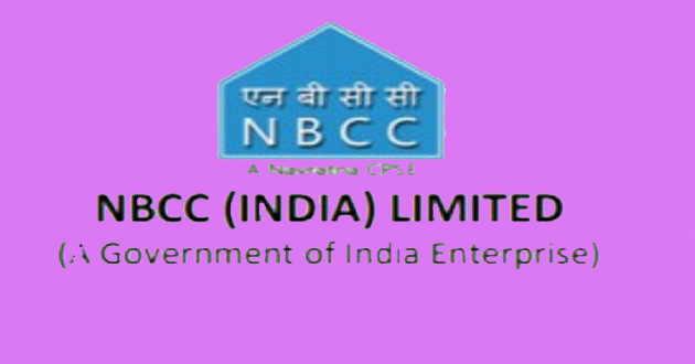 NBCC india Recruitment