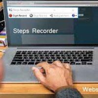 Steps Recorder क्या है ? लैपटॉप में स्टेप्स रिकॉर्डर (PSR) से स्क्रीन Capture कैसे करें  