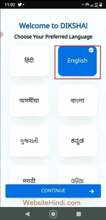 Choose-Your-Preffered-Language