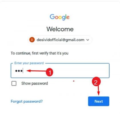 Gmail-Mobile-Number-Change