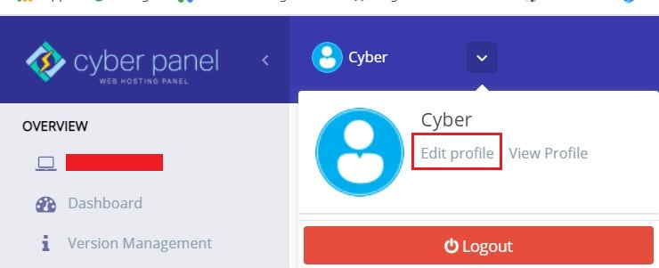 cyber-panel