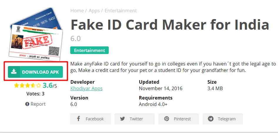 make-aadhar-card