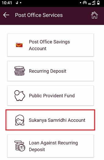 Sukanya-Samridhi-Account