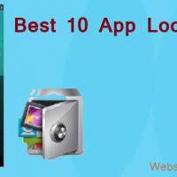 दस ऐप एप (10 AppLock) करने वाला एंड्राइड एप से फोन के सभी Apps लॉक करें?
