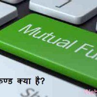 म्यूच्यूअल फंड्स (Mutual Funds) क्या है? म्यूच्यूअल फंड्स का इस्तेमाल कैसे करें?