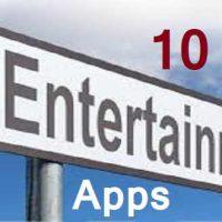 10 एंटरटेनमेंट एप के बारे में फुल जानकारी |