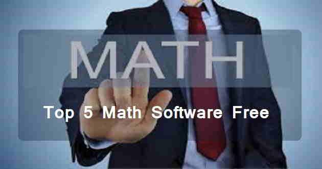 top-5-math-software
